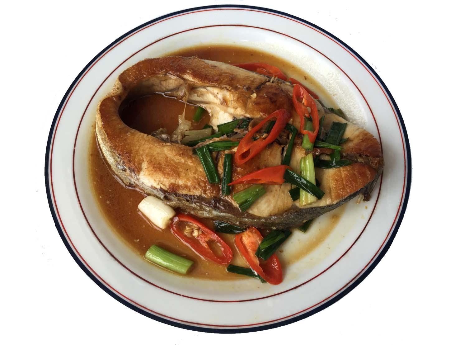 海鮮廚房-半煎煮澎湖紅甘